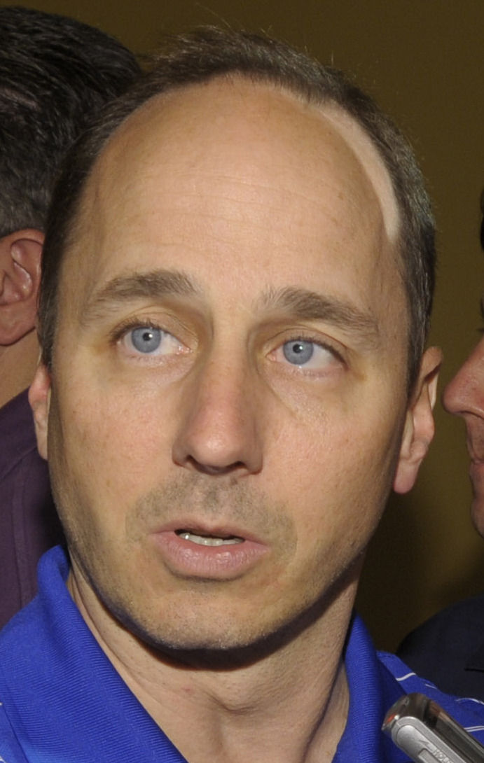 Yankees GM Cashman to speak at SAL event