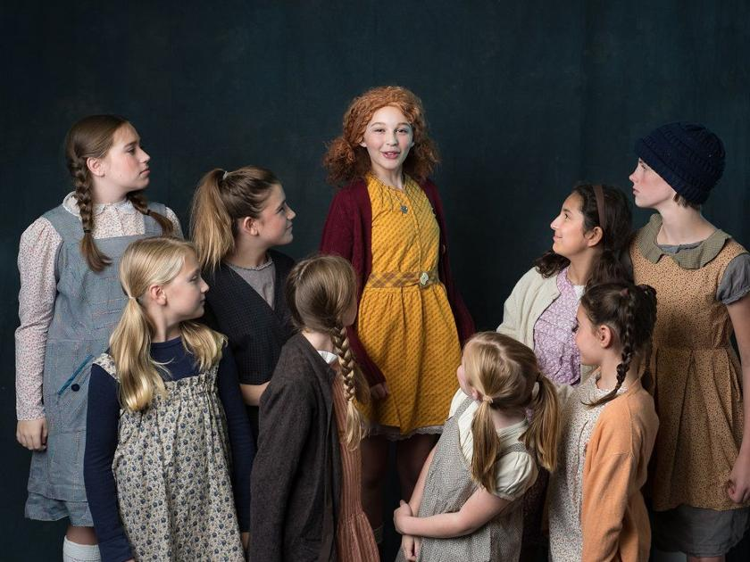 The Sun Ll Come Out Tomorrow When You Go See Annie Charleston Scene Postandcourier Com