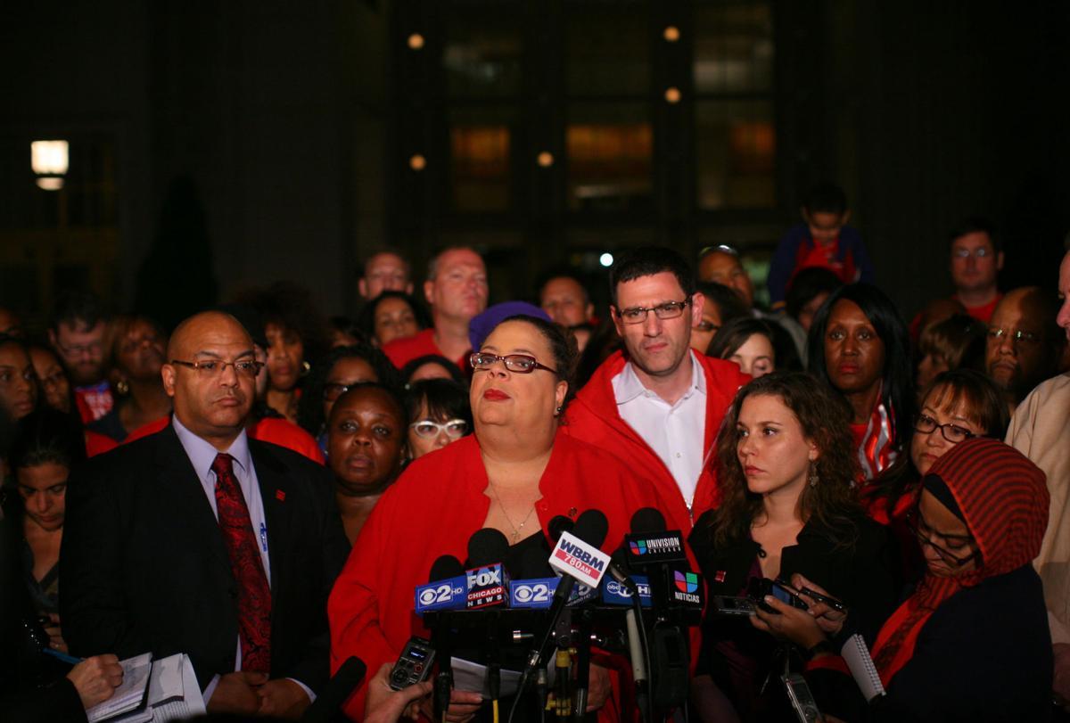 Chicago teachers plan to strike Monday after talks fail