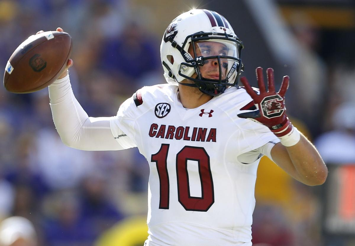Former Gamecocks Perry Orth, Stephen Garcia to hold ...