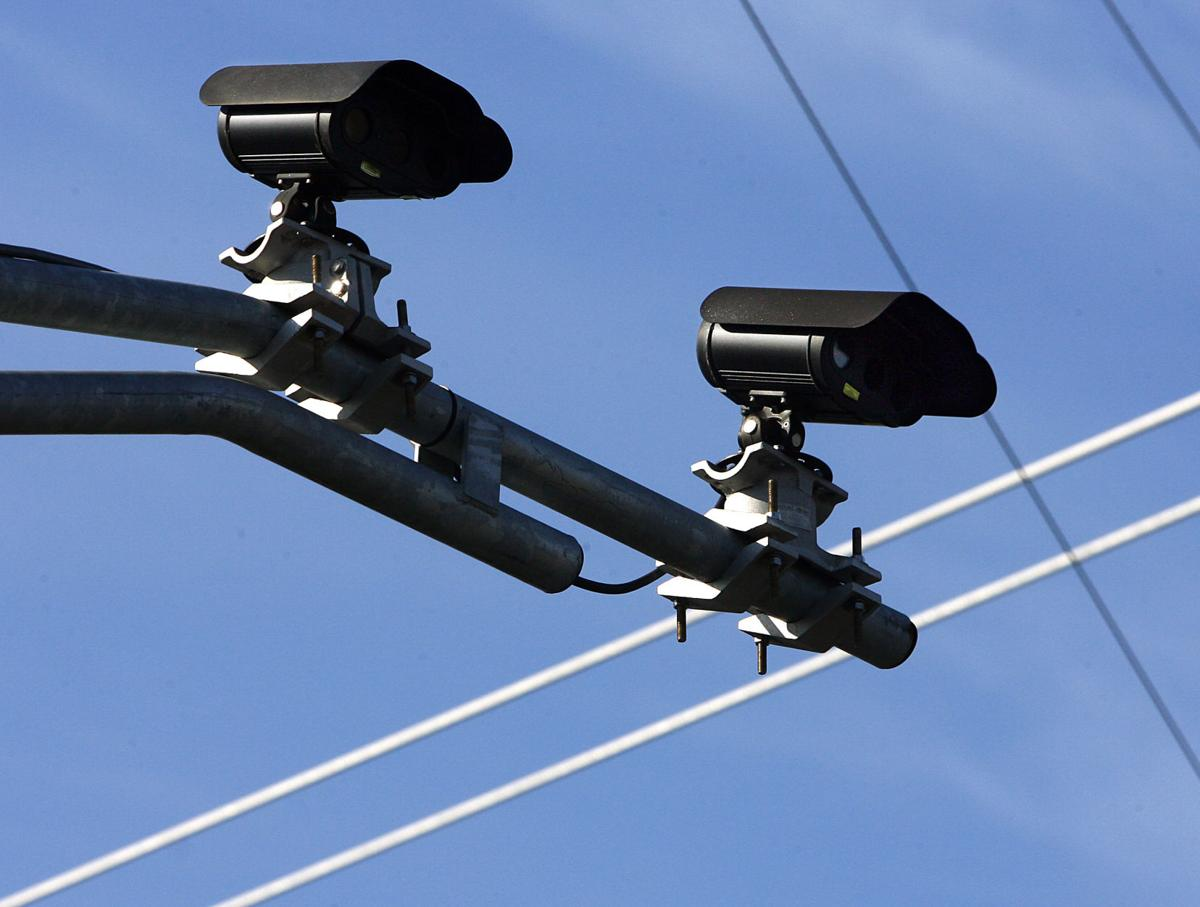 Automatic license plate readers