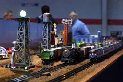 Charleston Railroad Model Show (copy)