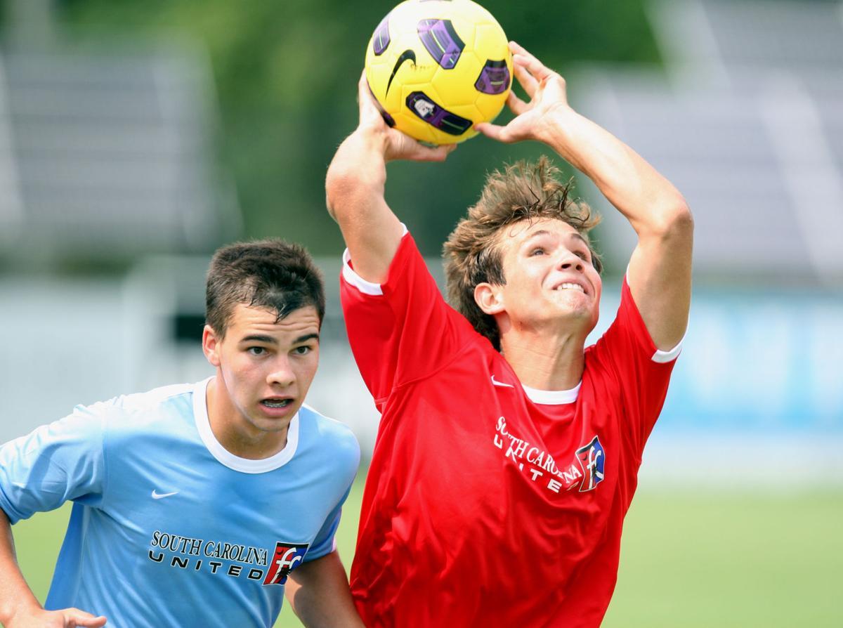 The South Carolina United FC Clash of the Carolinas Soccer Game