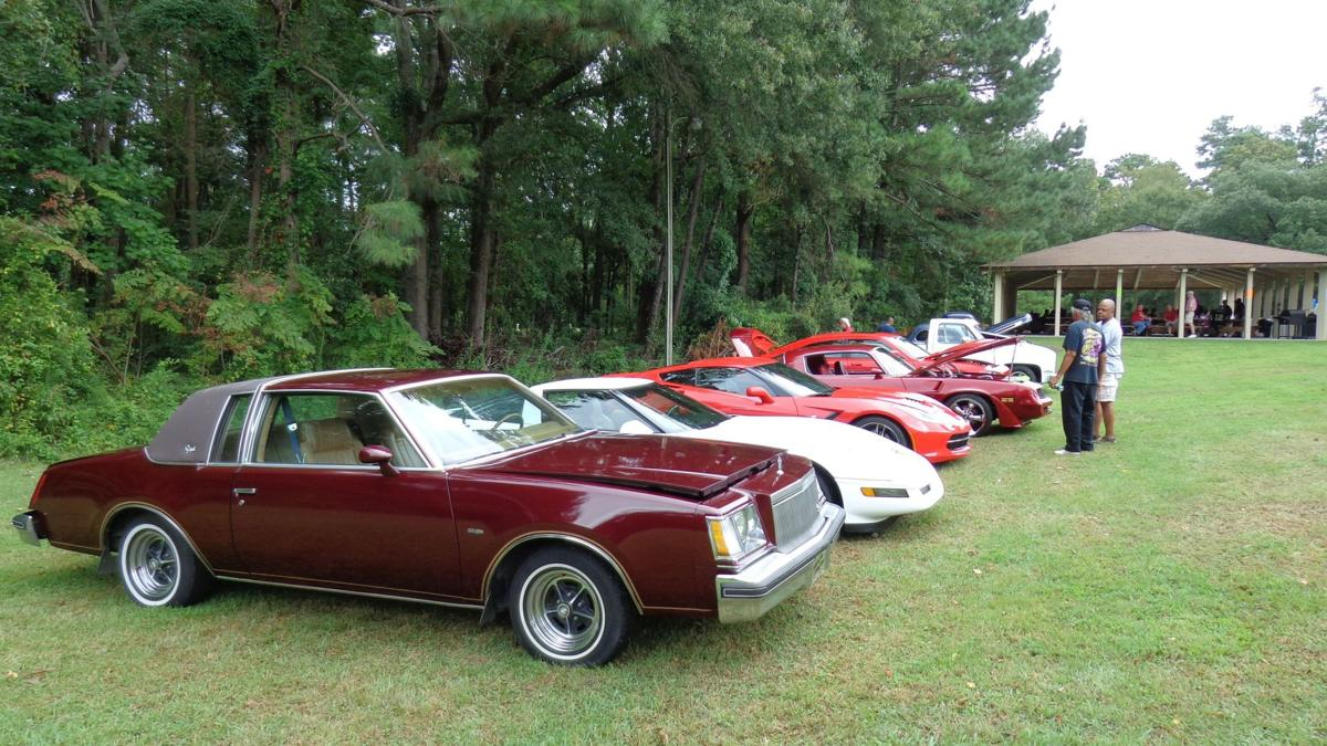 St. James United Methodist car show in Goose Creek