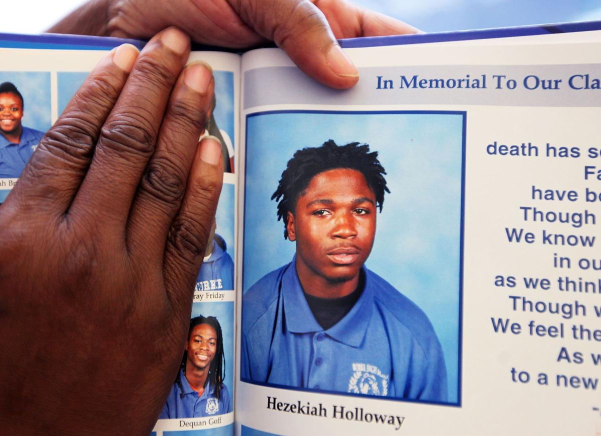 Justice hard to find in teen's shooting, other homicides in Charleston area