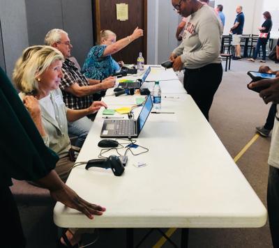 Berkeley County voters