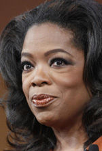 Oprah to get fond farewell in Charleston