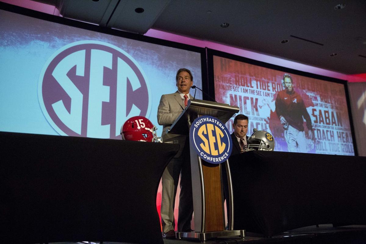 Sapakoff: Big Ten nags SEC as Saban fixes Alabama
