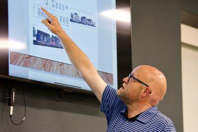 Tim O'Briant, AMDC Meeting, TV Plans