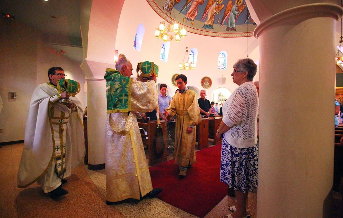Father Damaskos joins Holy Trinity