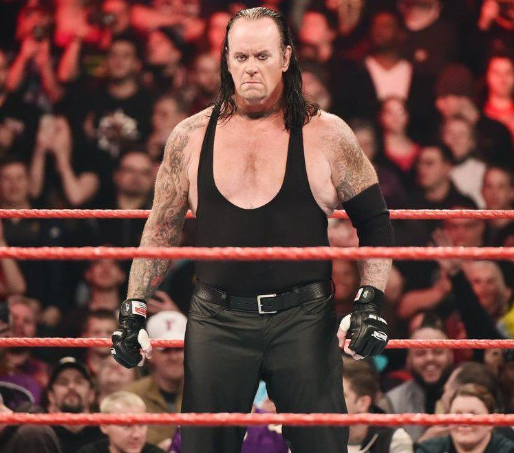 Undertaker Returns To Wwe S Royal Rumble Sports