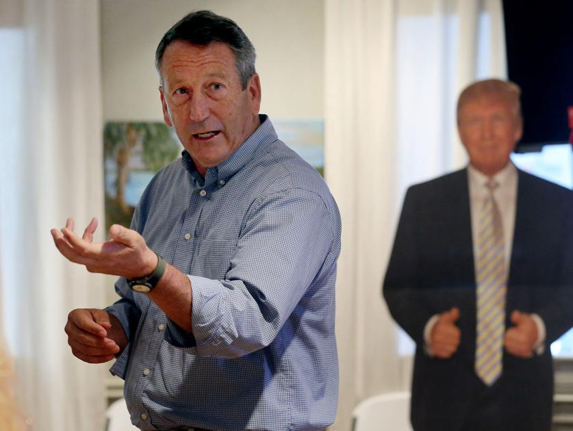 Accused Russian spy was guest at U.S. Rep. Mark Sanford's Thanksgiving BBQ last year