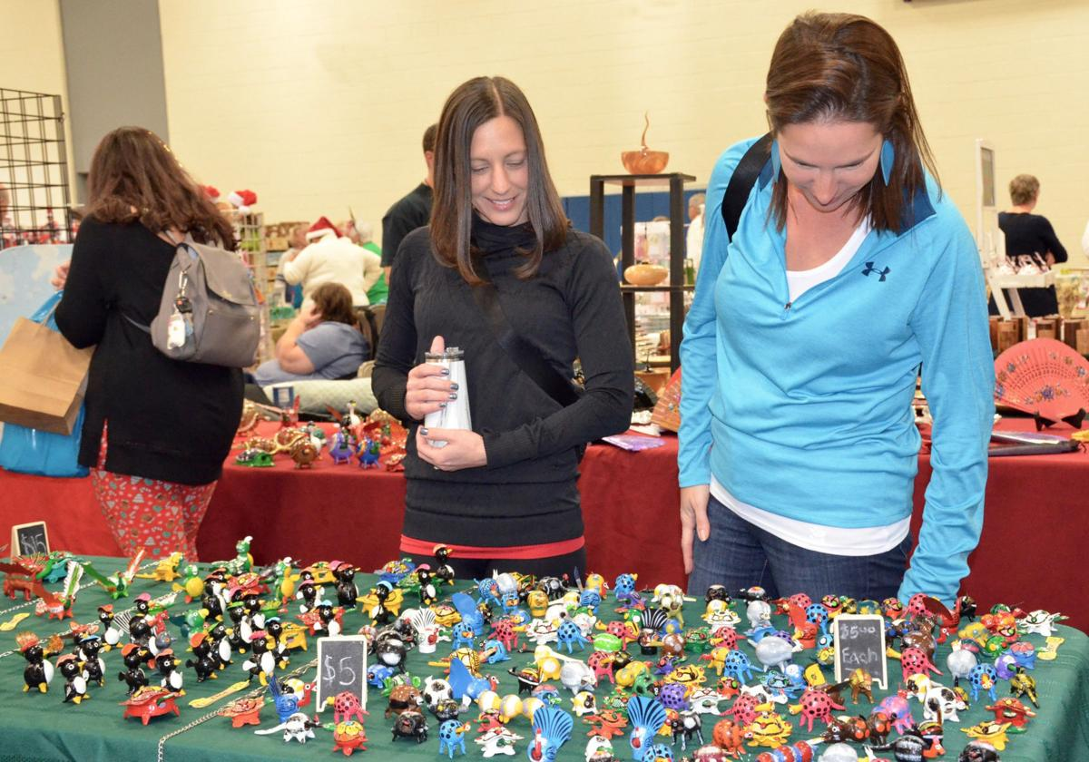 Aiken Christmas Craft Show 2020 Applications being accepted for 50th annual Christmas Craft Show