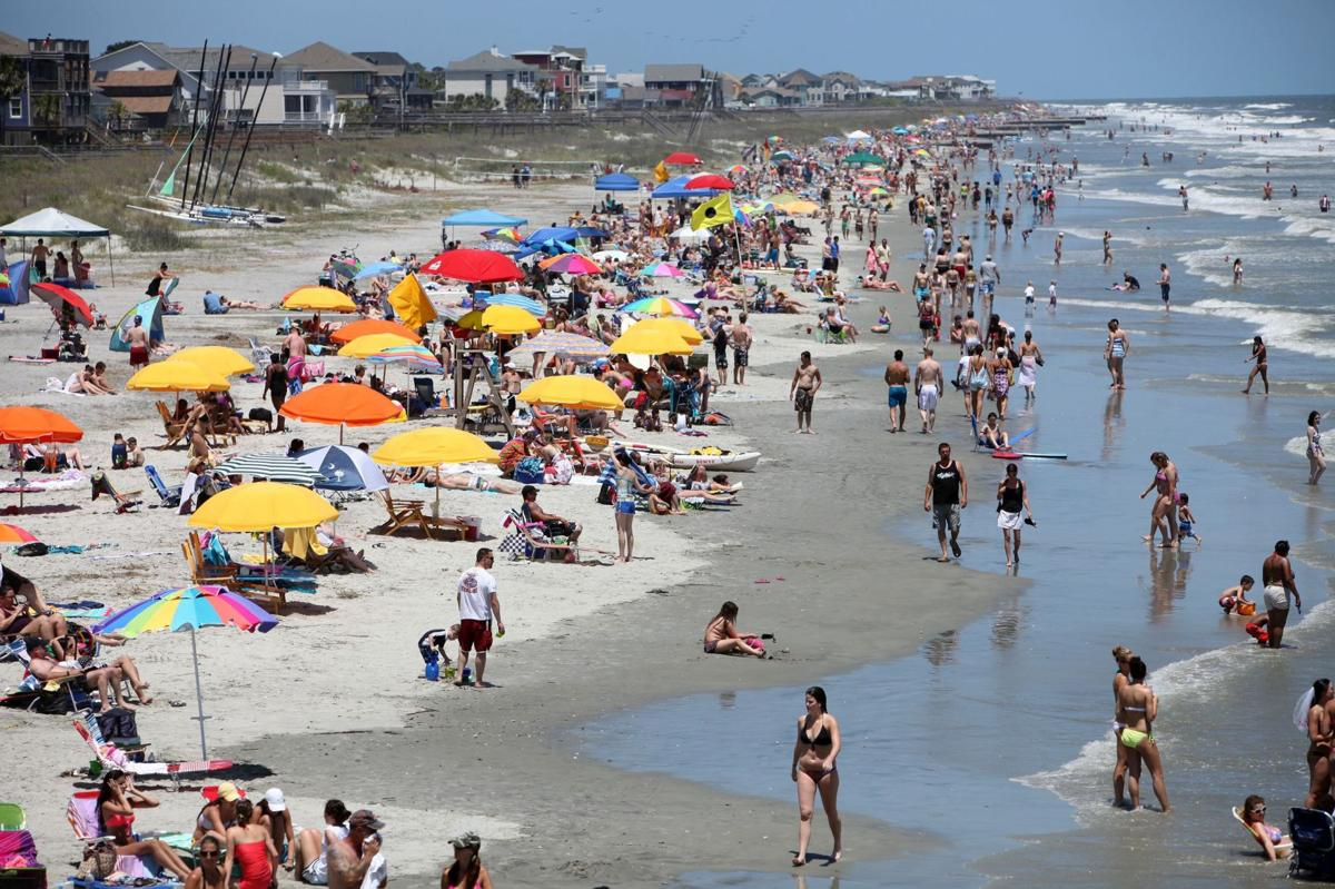 Sunny days ahead: Weather Service to forecast beach, surf for summer