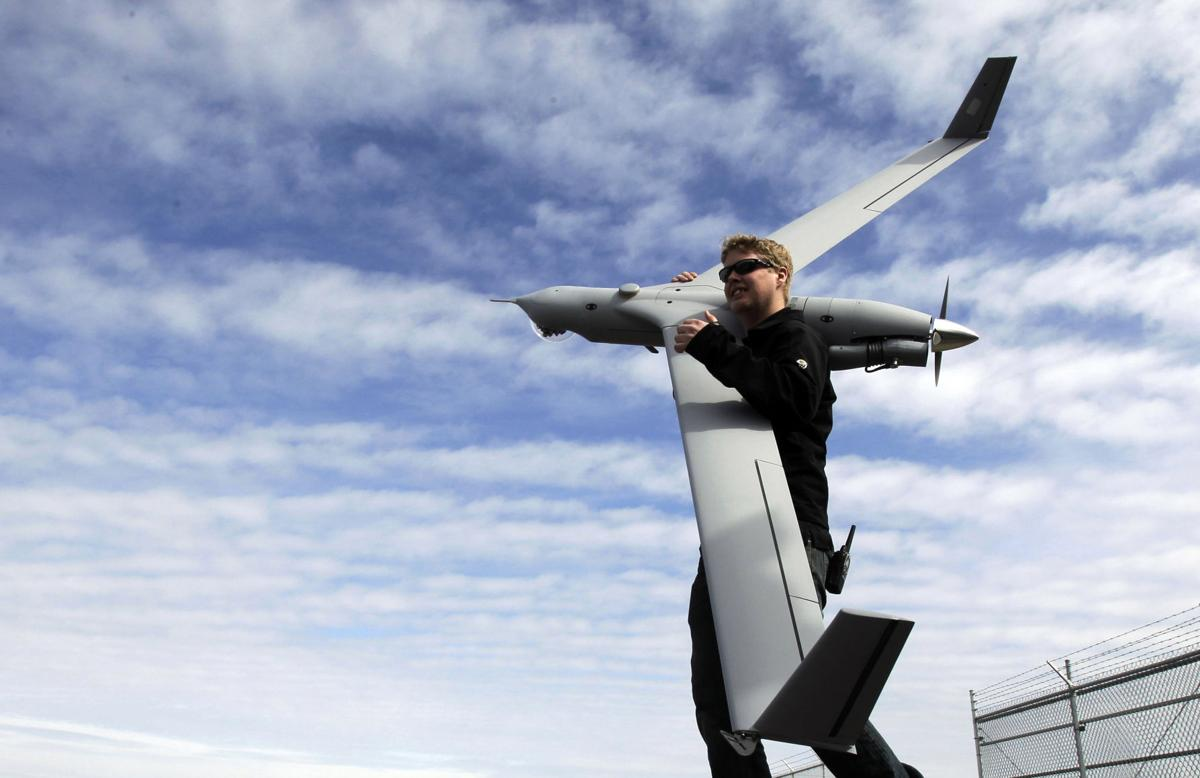 Use of civilian drones carries risks, rewards
