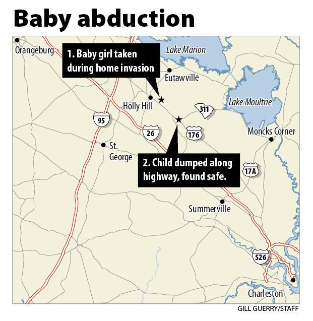 Baby folo Header Header Subheader Subheader Why was baby left by roadside? Hunt is on for kidnappers after girl found safe in Berkeley