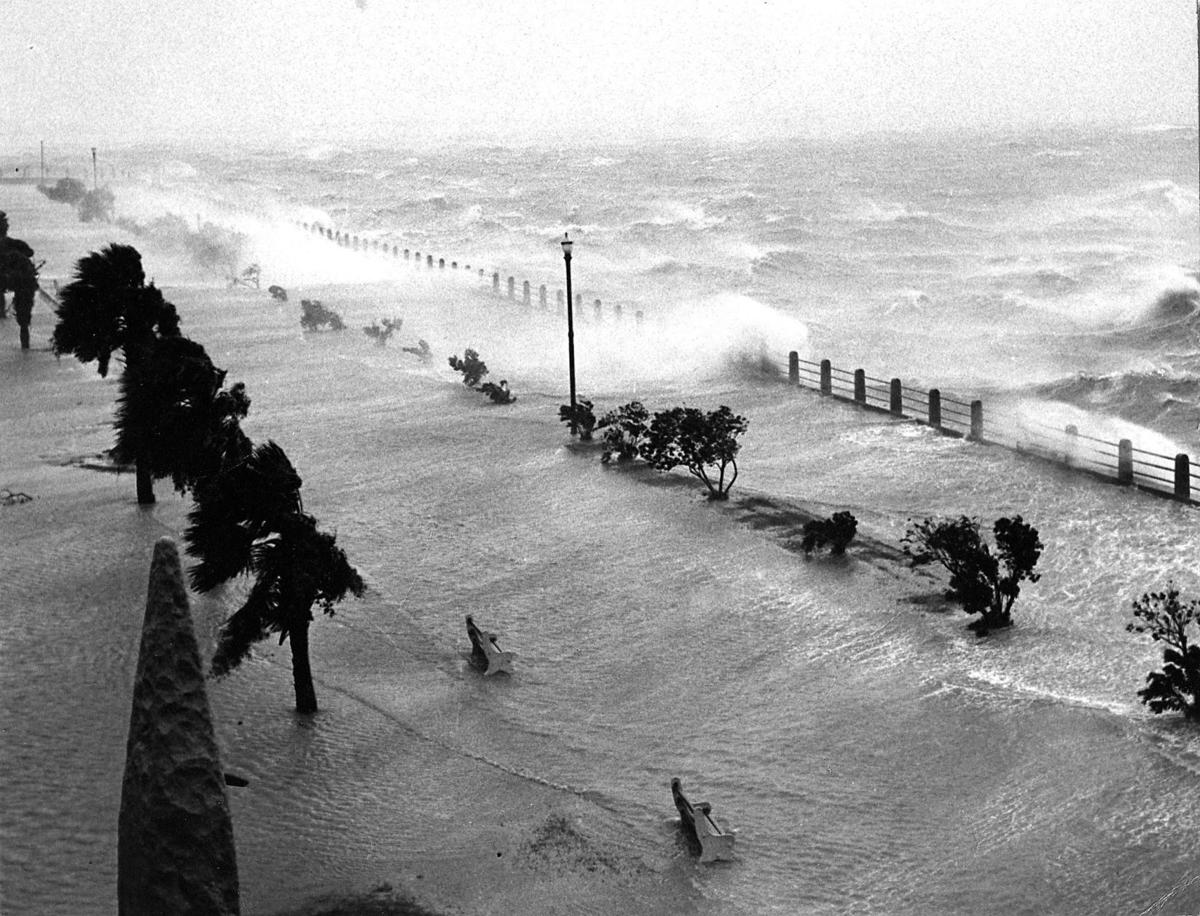 State's hurricane history changed as 1959's Gracie now Cat 4