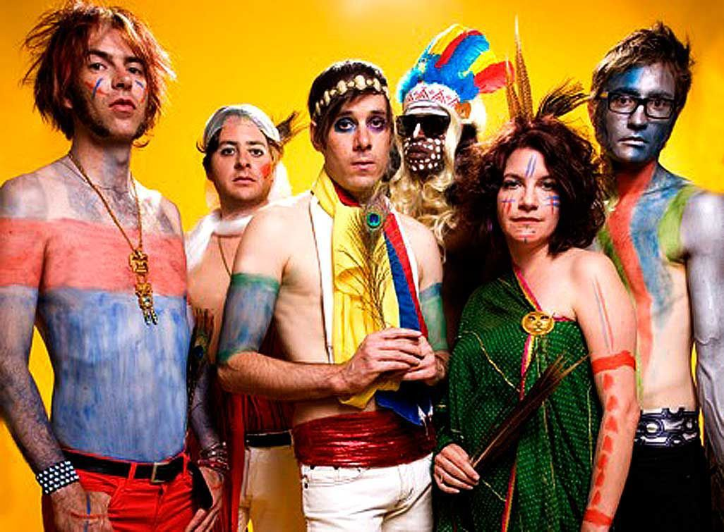Music Scene: of Montreal, Ed Roland & the Sweet Tea Project, Lettuce