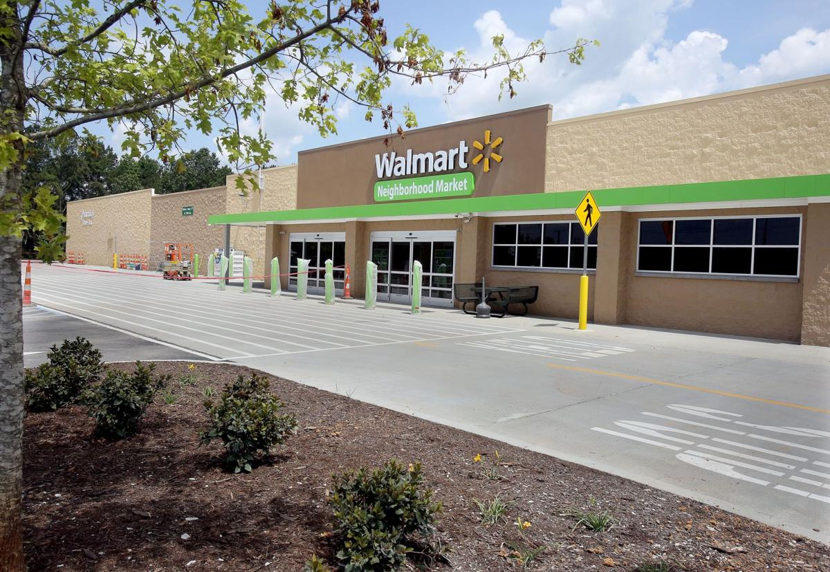 Retail giant Wal-Mart grows smaller stores