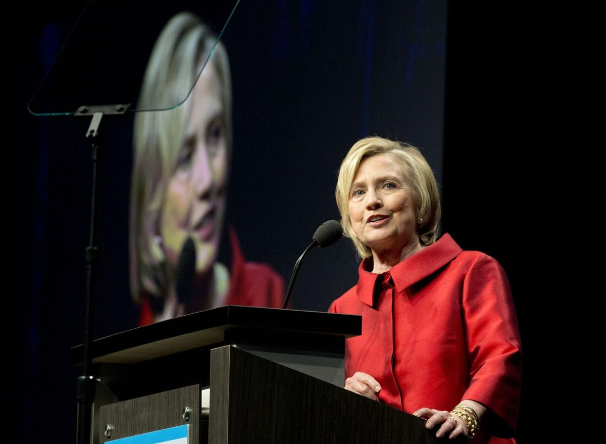 Clinton set to raise $45M in gifts both small — and large