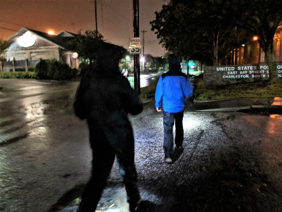 Hurricane Dorian Journalists