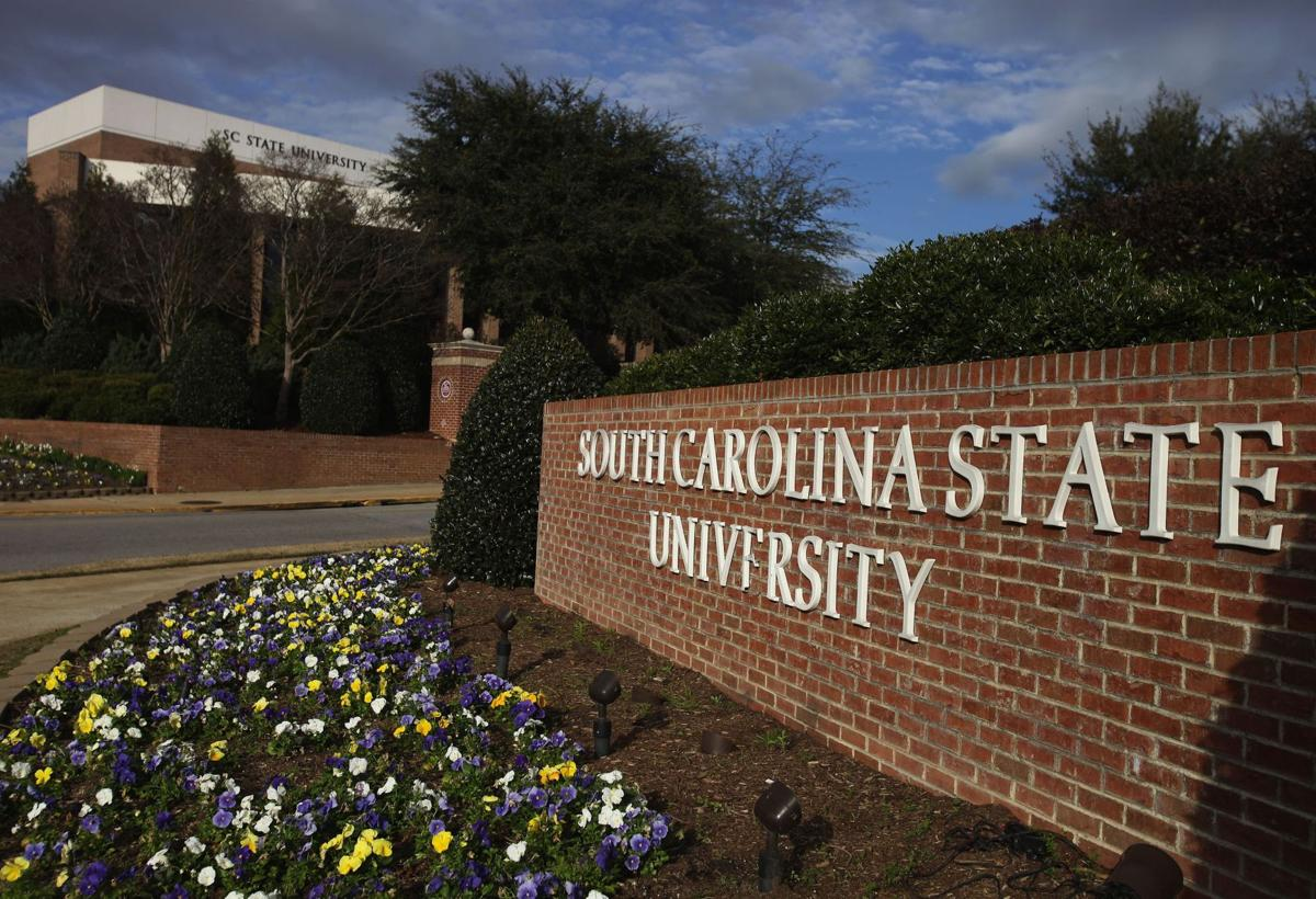 SC State holds march, rally to support university