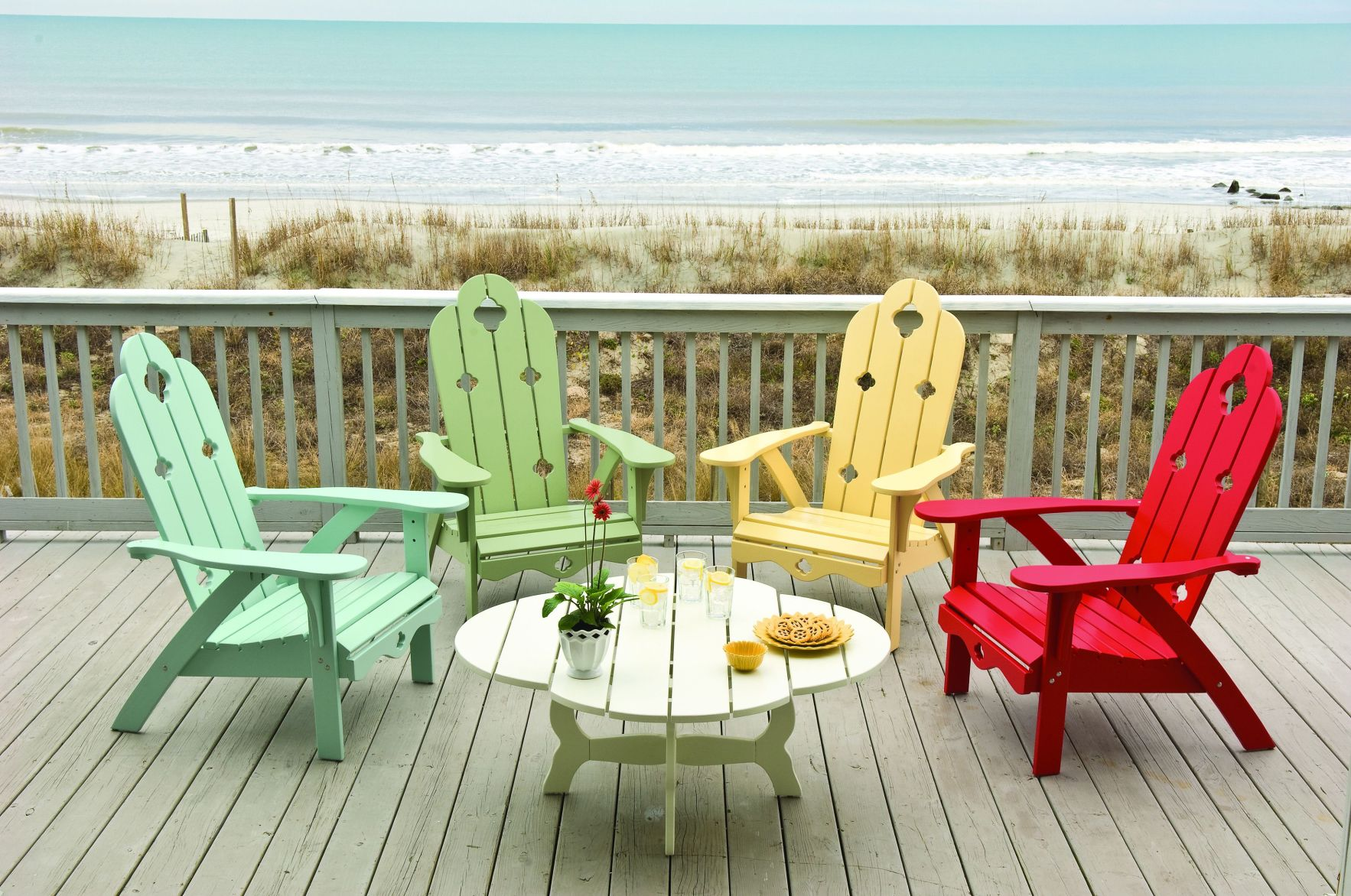 Exceptional Adirondack Timeless Outdoor Chairs Often Reimagined For Decor