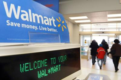 Walmart anti-theft tactic holds up shoppers in Mount