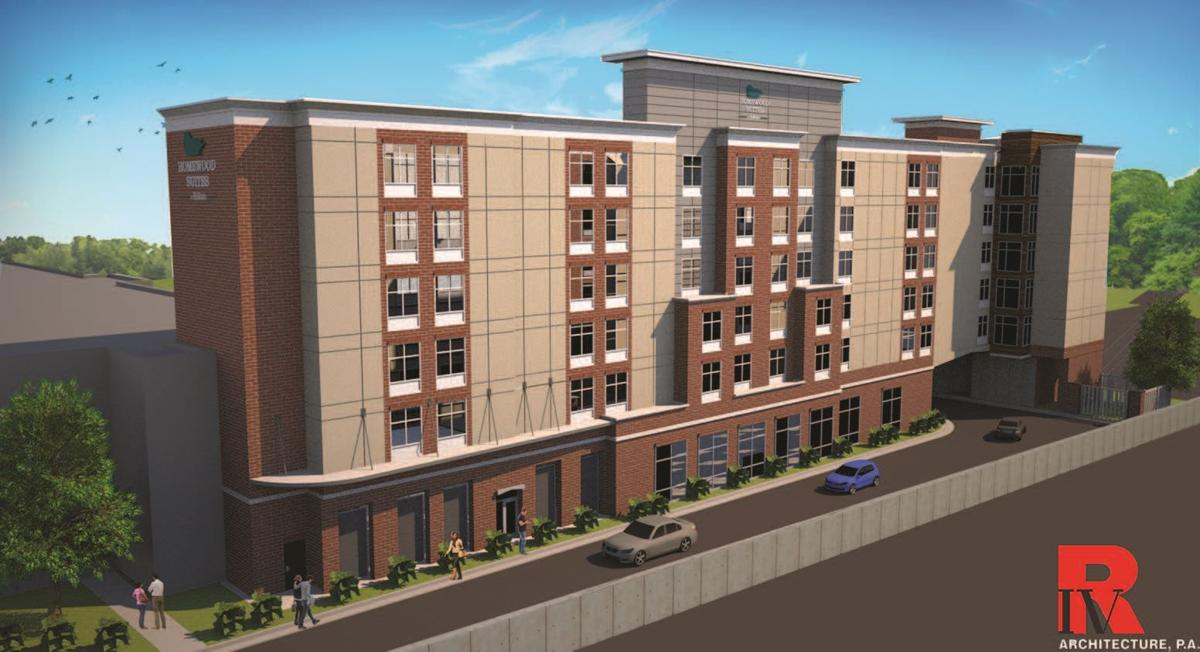 Homewood Suites by Hilton coming to North Charleston