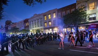 How the George Floyd protest and rioting changed Charleston