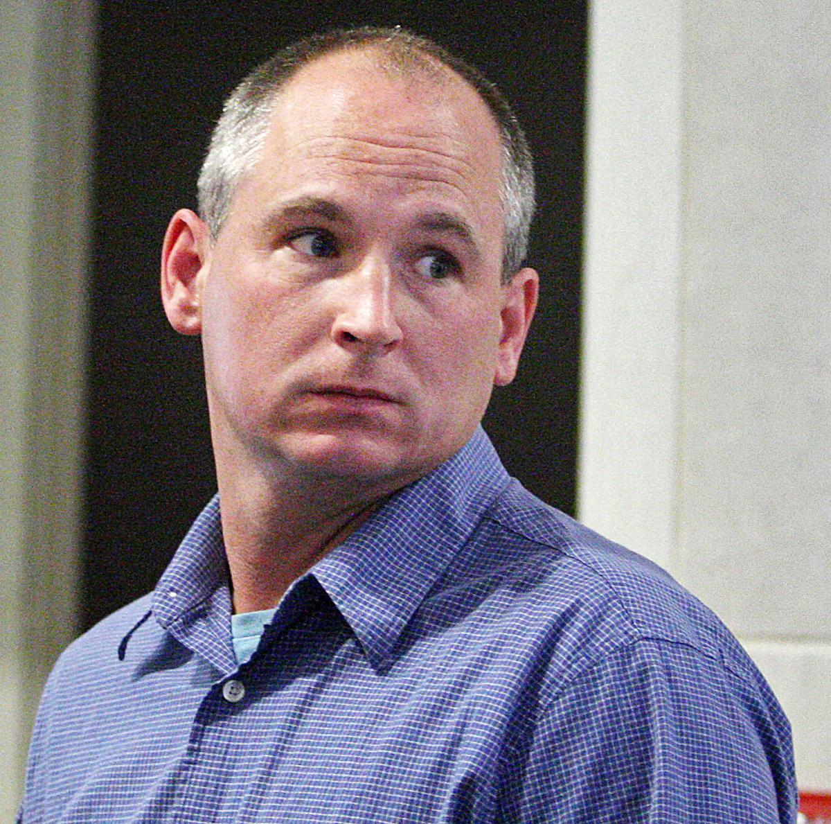 McCaffrey admitted to 'problems' Told officer of difficulties with wife