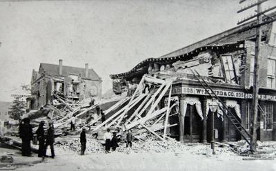 1886 earthquake in Charleston (copy)