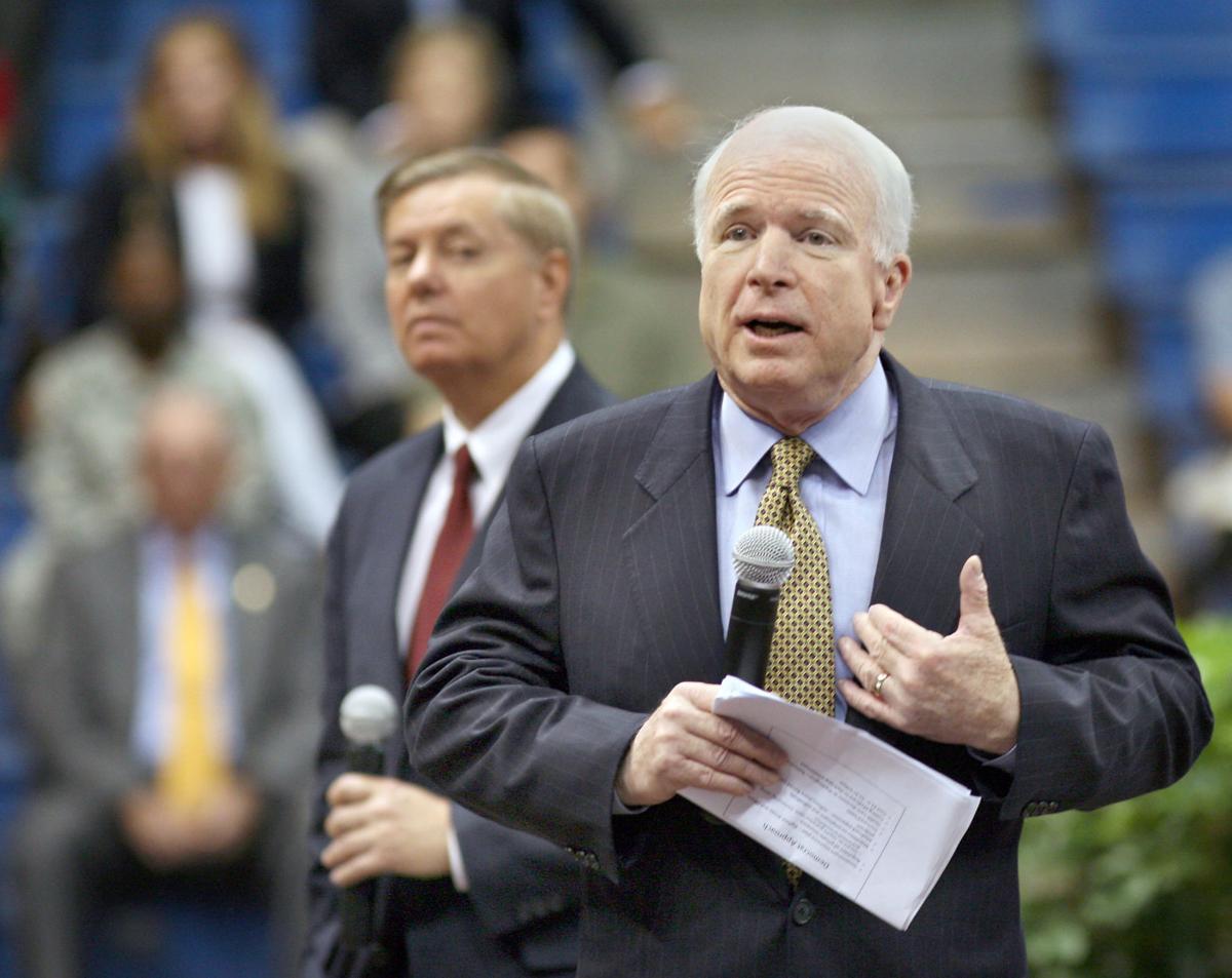 McCain Graham Town Hall (copy)