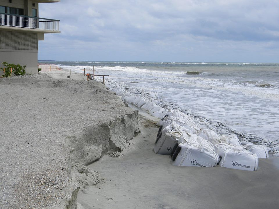 Isle Of Palms To Dredge More Than 75 000 Dump Trucks Of