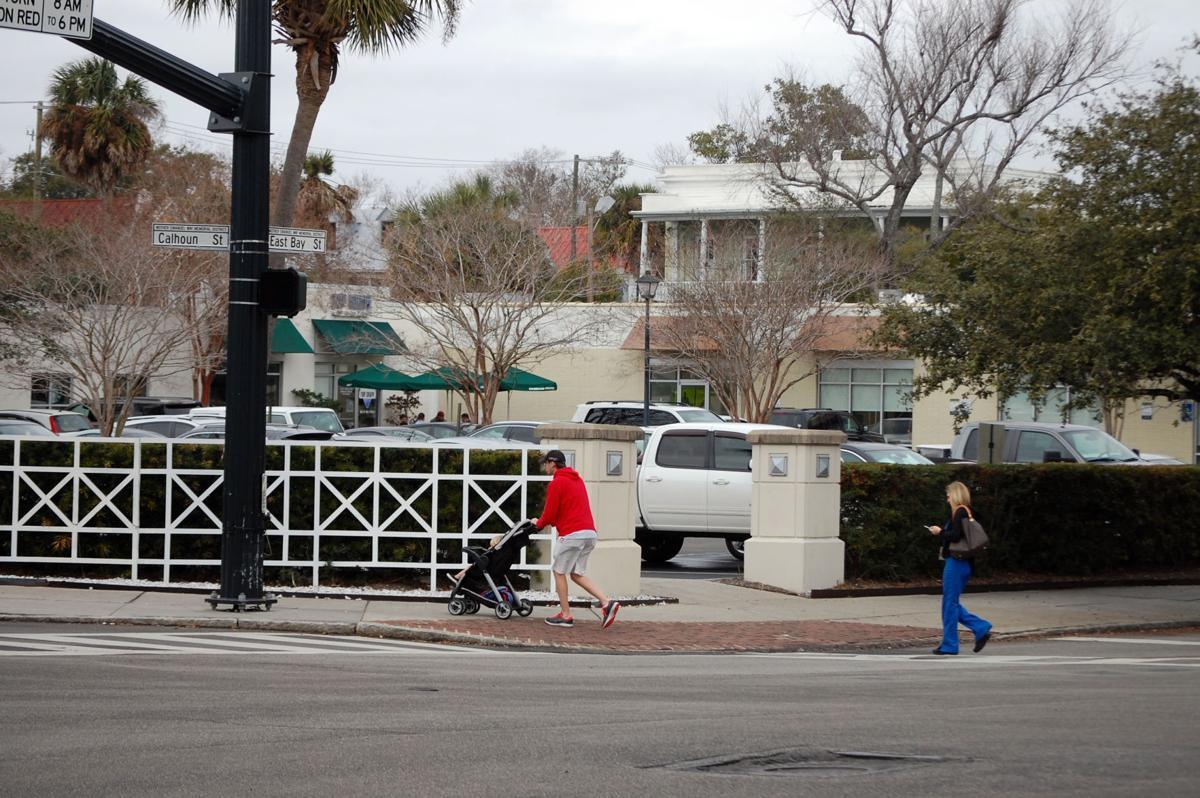 Hotel plans for Starbucks Calhoun East Bay