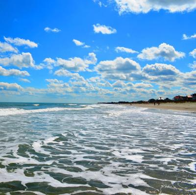 Pawleys Island named one of Top 10 Beaches in U.S. and Caribbean