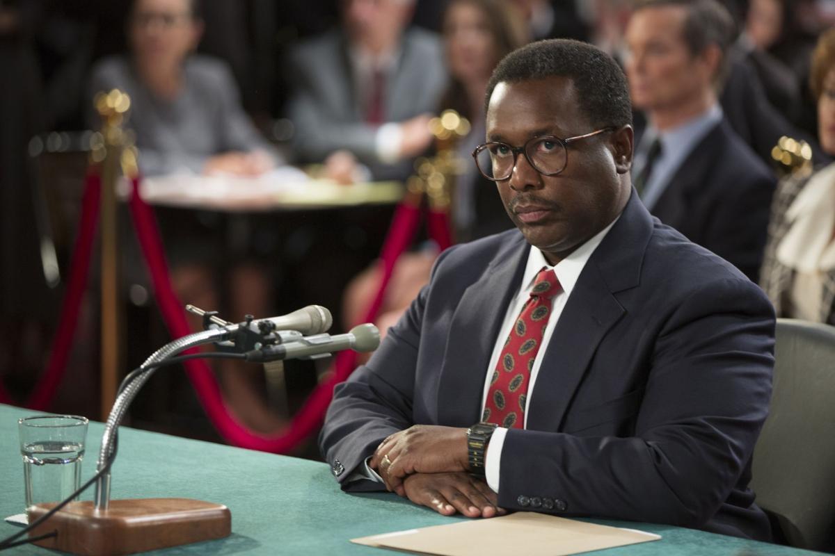 Thomas summons empathy from Pierce in new HBO drama