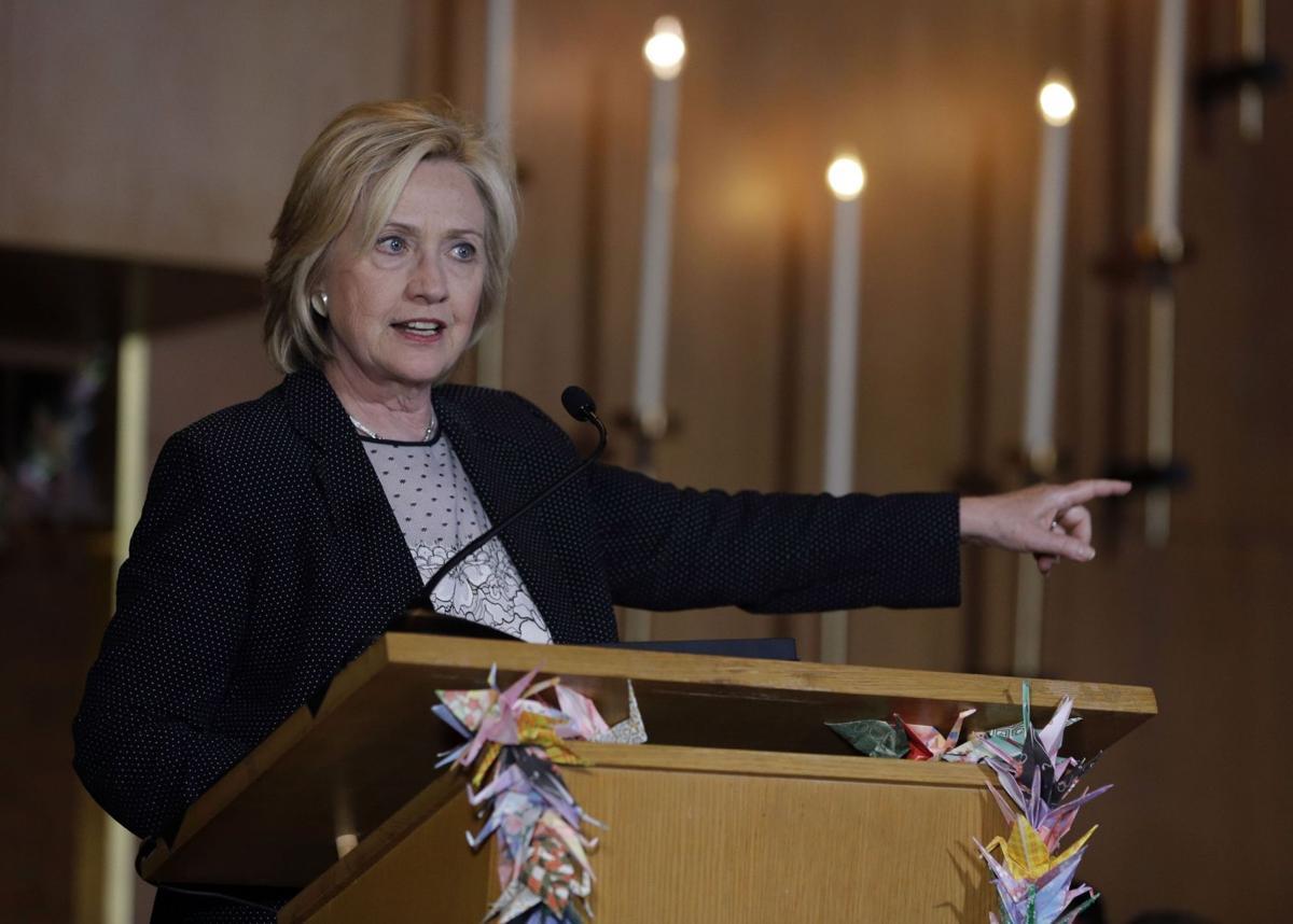 Hillary Clinton to attend Clementa Pinckney's funeral