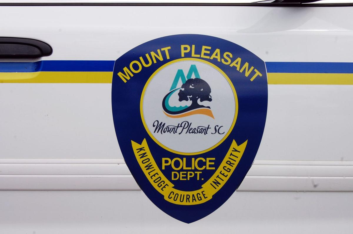 Five-car wreck in Mount Pleasant on Highway 17 north near Shelmore
