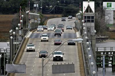 T. Allen Legare Bridge (copy)