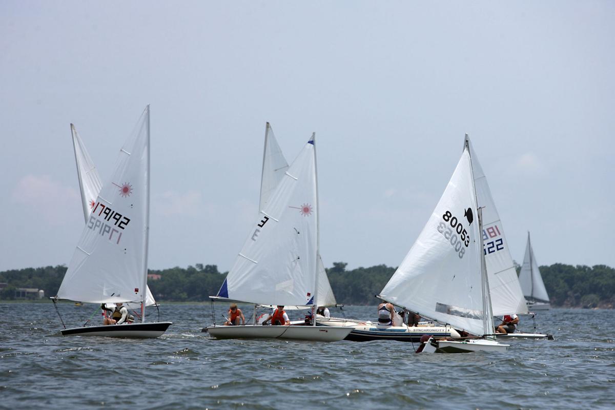James Island Yacht Club Regatta 2010