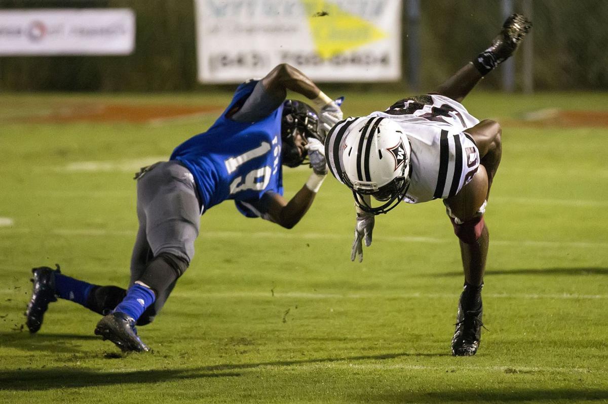 Ashley Ridge, N. Charleston remain unbeaten; Fort Dorchester rolls; video highlights, statewide scores