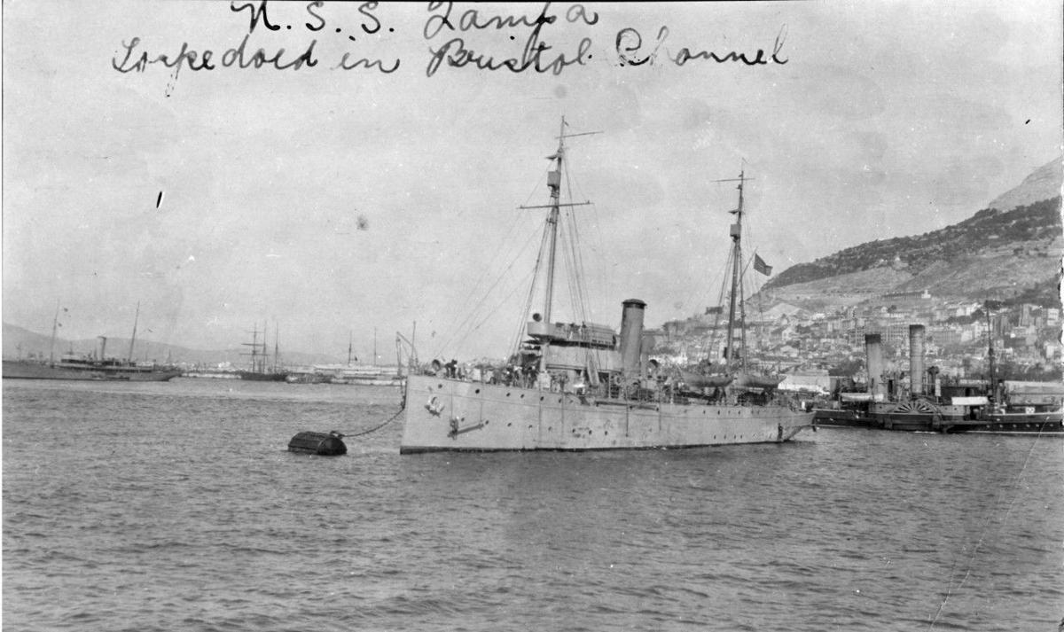 USS Tampa