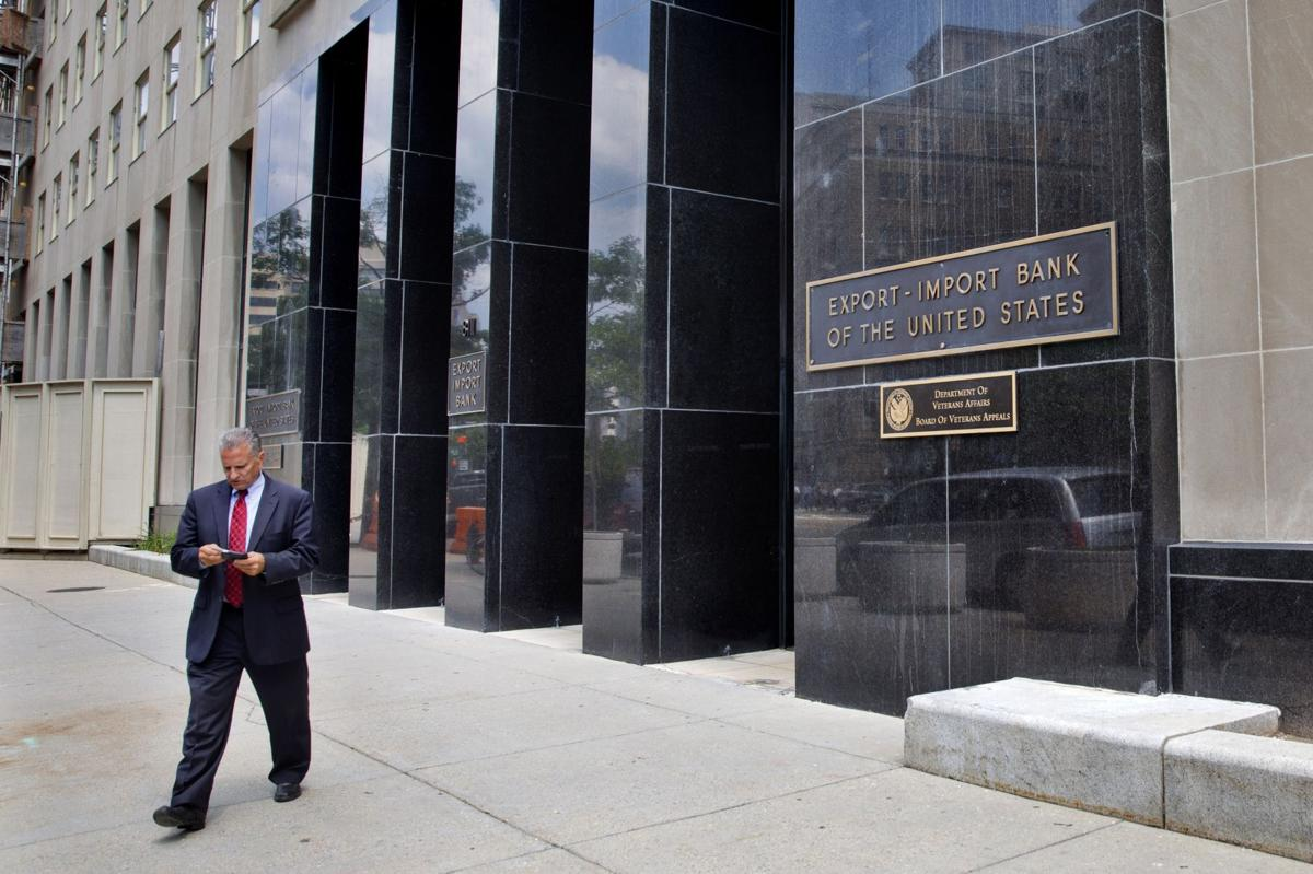Build S.C. 'firewall' to protect Ex-Im Bank
