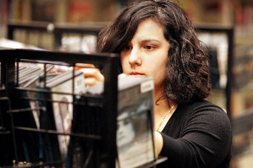Check it out: Library's hip, economical