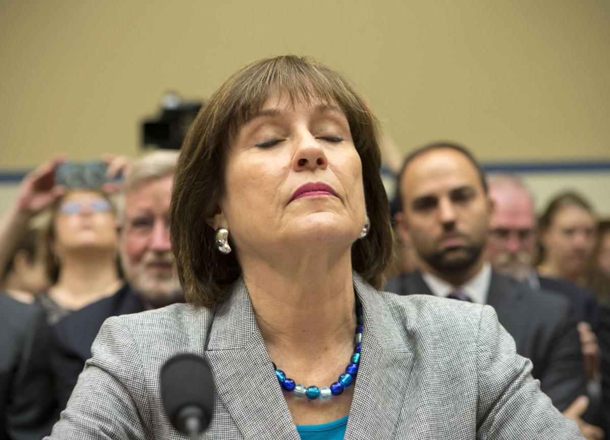 IRS supervisor placed on leave