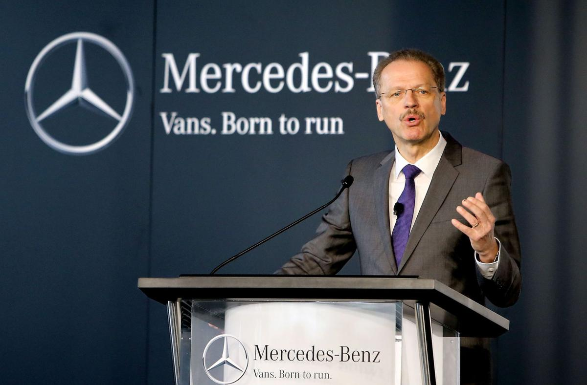 Mercedes-Benz Vans permit document shows 3 expansions possible for North Charleston
