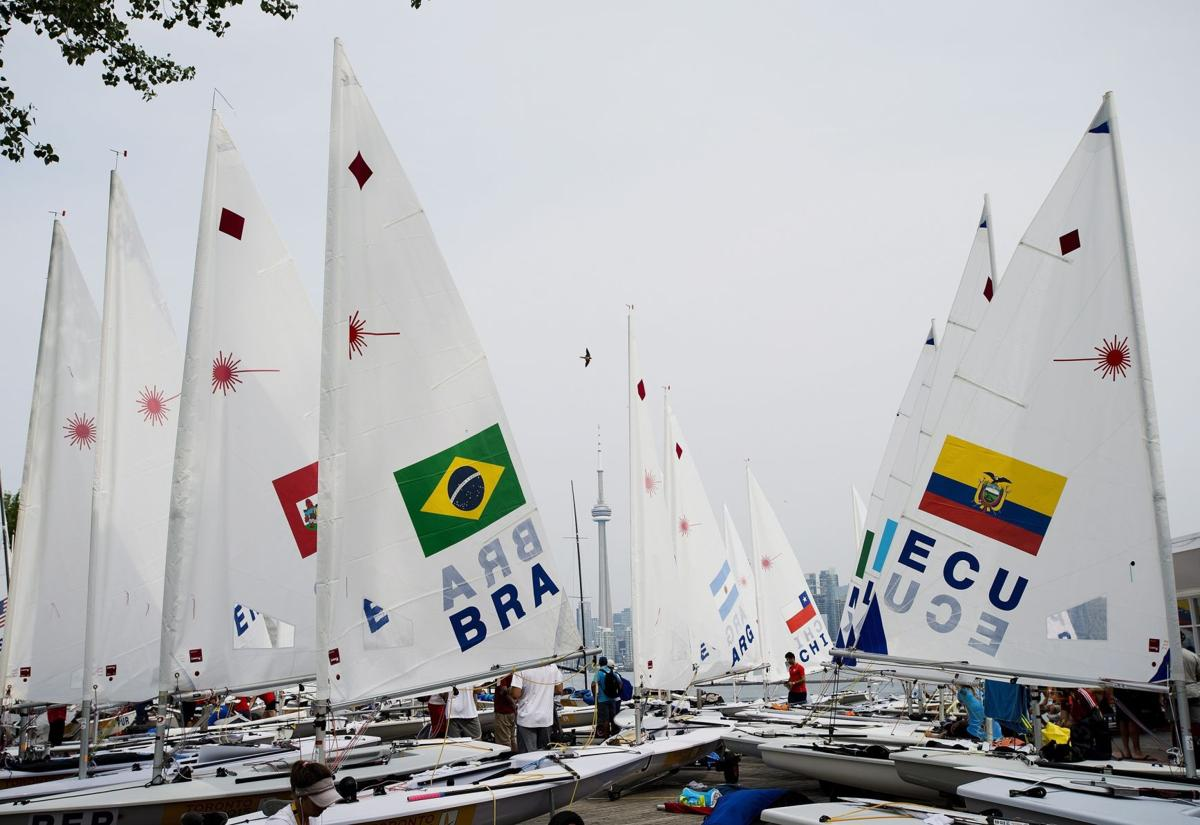 College of Charleston sailors earn medals at Pan Am Games