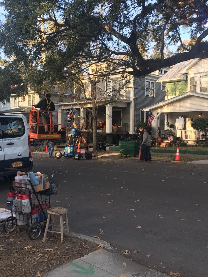 Halloween 2018 Filming Locations.Jamie Lee Curtis Sightings Around Charleston And A Sneak Peek Of The