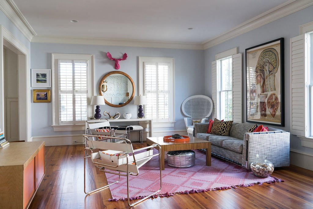 Southern Style Blogger Highlights Hot Trends In Charleston Home